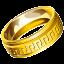 jewelry, gift, wedding, inlove, present, celebration, ring, gold icon