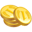 money, shop, ecommerce, buy, financial, finance, business, currency, webshop, price, dollar, sale, cash, credit, shopping, coin, payment icon