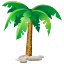 coco, coconut, holiday, island, islands, palm, palms, relax, sand, travel, traveling, travels icon