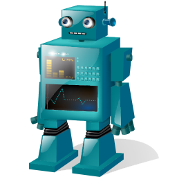 automatic, automatic machine, automaton, classic, machine, machine gun, robot, shadow, with icon