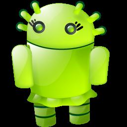 android, automatic, automatic machine, automaton, girl, machine, machine gun, robot icon
