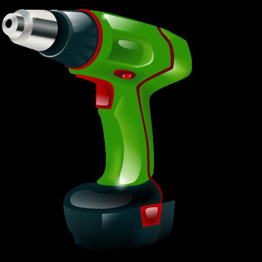 automatic, automatic machine, automaton, drill, machine, machine gun, robot icon