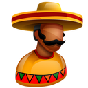 america, american, boss, chief, hat, latin, latinos, mexican, mexico, sombrero, south icon
