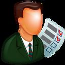 task, bullets, user, stock, supervisor, to do list, organize, manager, auditor, organizer, todo, checkboxes