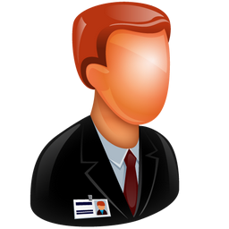 briefcase, business, career, case, employee, job, male, man, manager, profile, specialist, staff, suit, suitcase, task, user, worker icon