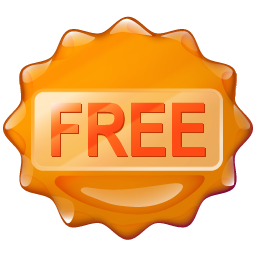buckshee, chargeless, easily, easy, free, freely, gratis, leisure, loose, loosely, naturally, ree of charge, spare, unpaid, vacant, zoom icon
