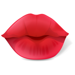 kiss, lips, love, sexy, valentine, valentine's day icon