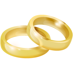 anniversary, couple, engaged, husband, love, marriage, promise, propose, rings, wedding, wife icon