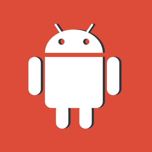 android, logo, logos, logotype, operating, red, system icon