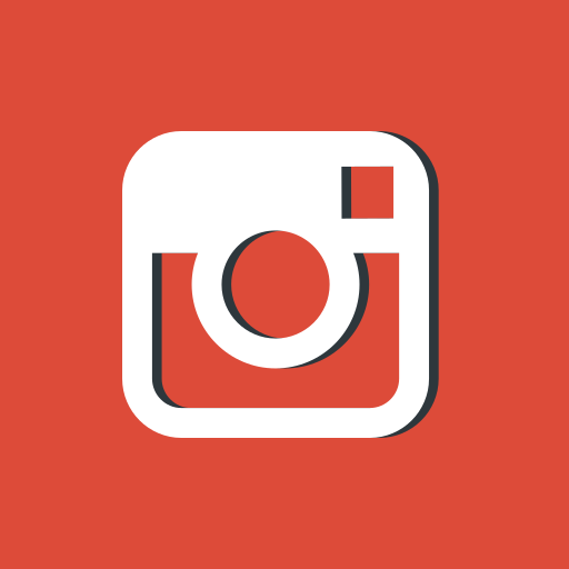 instagram, logo, logotype, photos, pictures, red, social media icon