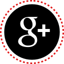 google, media, plus, social, stitches icon