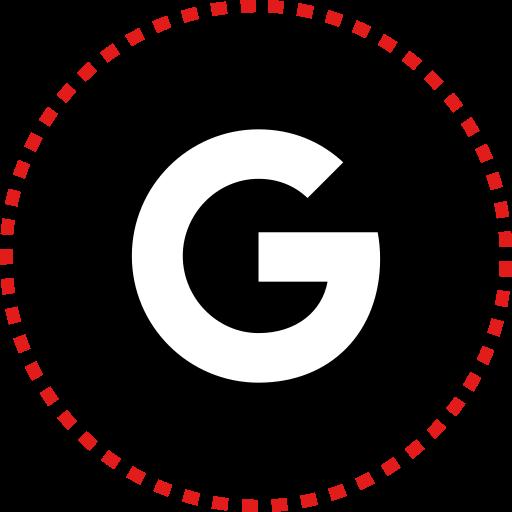 Google, media, search, social, stitches icon