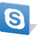 logo, media, share, skype, social, social media icon