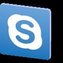 logo, media, skype, social, social media, share