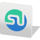 communication, logo, media, share, social, social media, stumbleupon icon