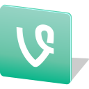 logo, media, share, social, social media, vine icon