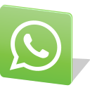 chat, logo, media, social, social media, whatsapp icon