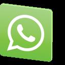 logo, media, social, social media, whatsapp, chat