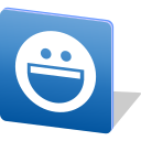chat, logo, media, messenger, social, social media, yahoo icon