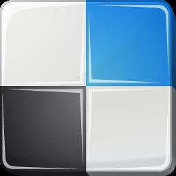 delicious, logo, media, social, social media, square icon