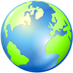 browser, earth, global, globe, planet, world icon