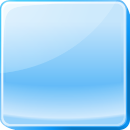 blue, button, light icon