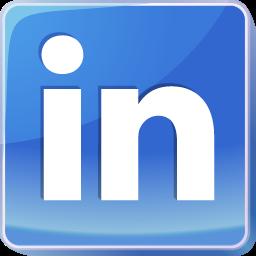 linked in, linkedin, logo, media, professional network, social, social media, social network, square icon