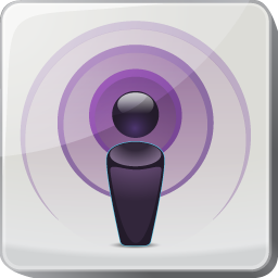 broadcast, broadcasting, network, podcast, podcasting, radio, signal, square, wifi, wireless icon