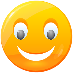 emoticon, emotion, face, good, happy, like, luck, lucky, positive, smile, smiley icon