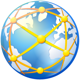 communication, connection, connections, earth, global, globe, internet, network, planet, web, world icon