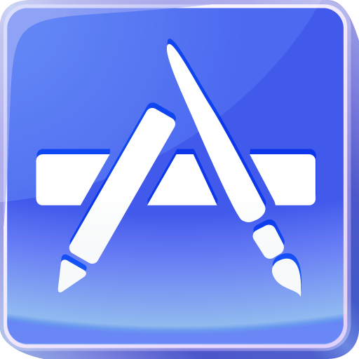 app, apple, appstore, itunes, mac, shop, store, webshop icon