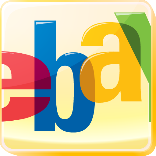 Ebay icon on desktop — 1