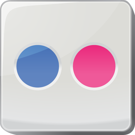 flickr, flikr, photo hosting, social, social media, square icon