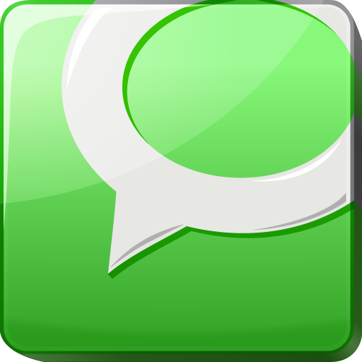 about, announcement, bubble, chat, communication, forum, green, hint, information, logo, media, message, new, report, social, social media, square, statement, talk, technorati, verdancy, vert icon