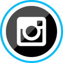 corporate, instagram, logo, media, social icon