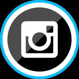 corporate, instagram, logo, media, social icon