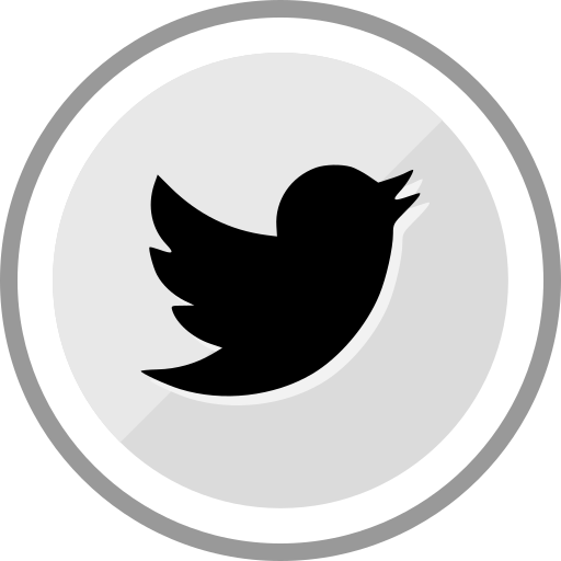 corporate, logo, media, social, twitter icon