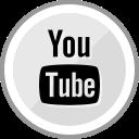 corporate, logo, media, social, youtube icon