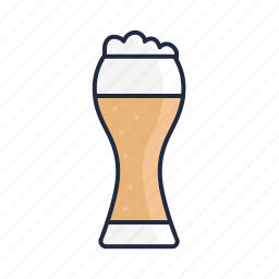 alcohol, beer, beverage, drink, fun icon
