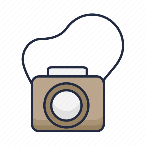 art, camera, hipster, image, photo, picture icon