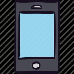 cellular, communication, iphone, phone, smartphone icon