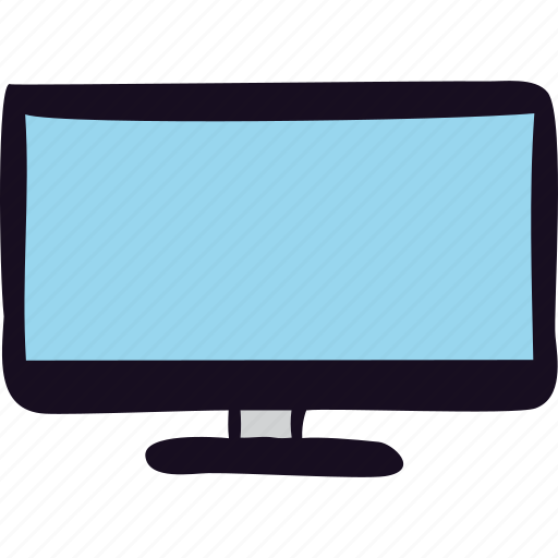 device, lcd, monitor, screen, smart, television icon