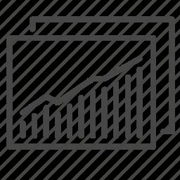 analysis, freelance, marketing, report, sale, statistic icon