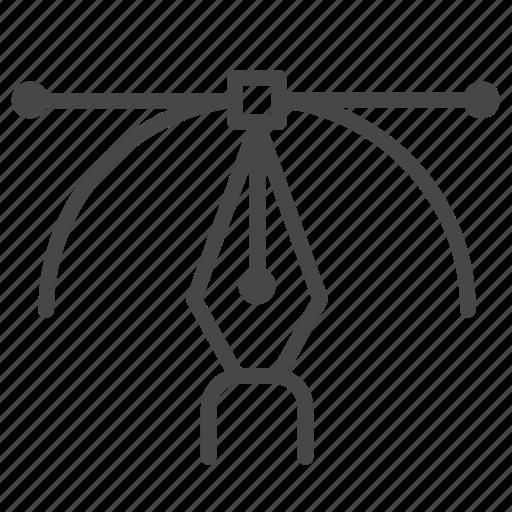 design, freelancer, graphic, illustrate icon