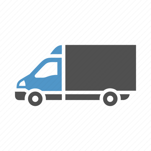 Cargo, deliver, freight, lorry, shipping, transport, truck icon - Download on Iconfinder