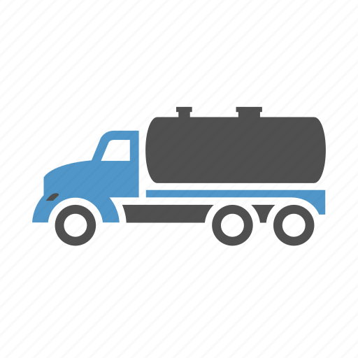 car tank, cargo, cistern, deliver, freight transport, fuel, truck icon