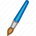 art, brush, creative, design, paint icon