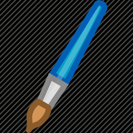art, brush, creative, design, paint icon