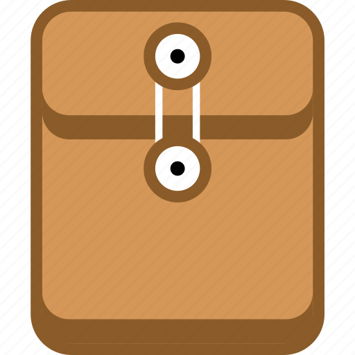 briefcase, business, documents, office icon