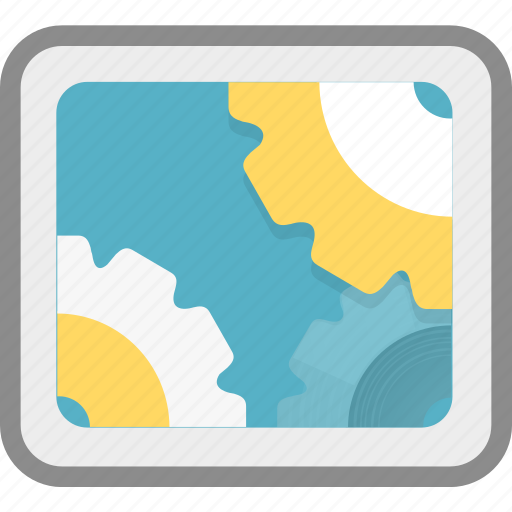 configation, options, setting, system icon
